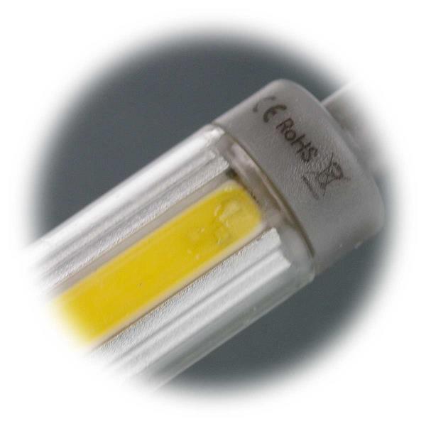 nicht dimmbare LED Stablampe R7s 78mm mit COB LEDS
