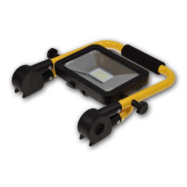 zusammenklappbarer LED Strahler für flexibler Einsatz