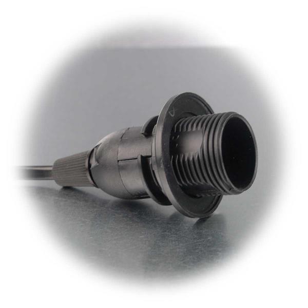 Lampenfassung für Leuchtmittel mit E27 Sockel
