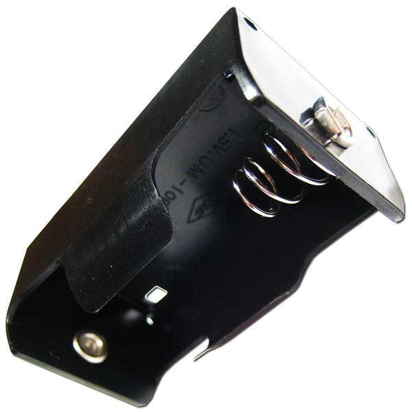 Batteriehalter für 1x Monozelle UM1 Batterie