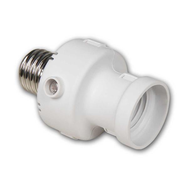 Dämmerungsschalter mit E27 Fassung 230V/100W