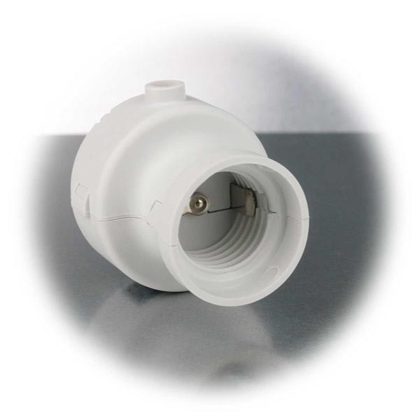 Schalter für alle Arten von Leuchtmitteln mit Sockel E27
