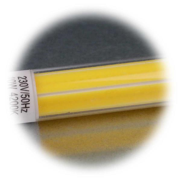 dimmbare LED Stablampe R7s 118mm mit COB LEDS