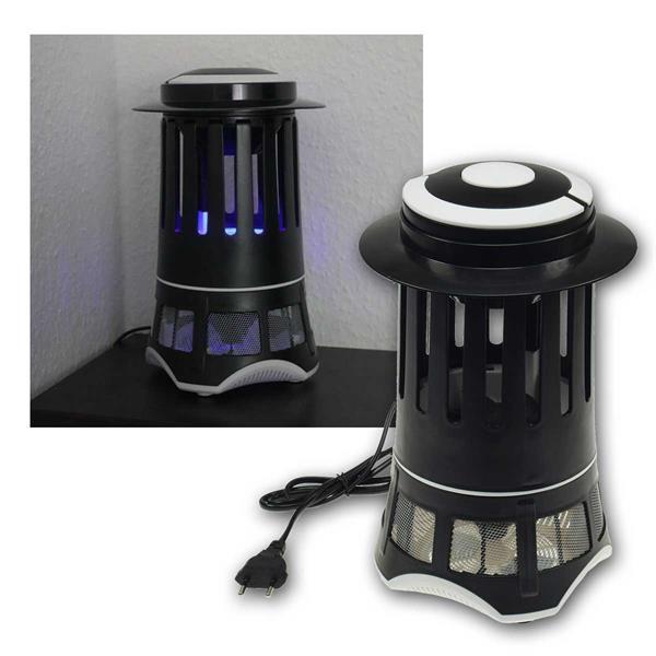 Insektenvernichter CT-IK45 4W LED, ohne Chemie