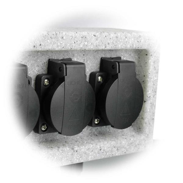 Steckdosenleiste für die Stromversorgung von elektrischen Geräten