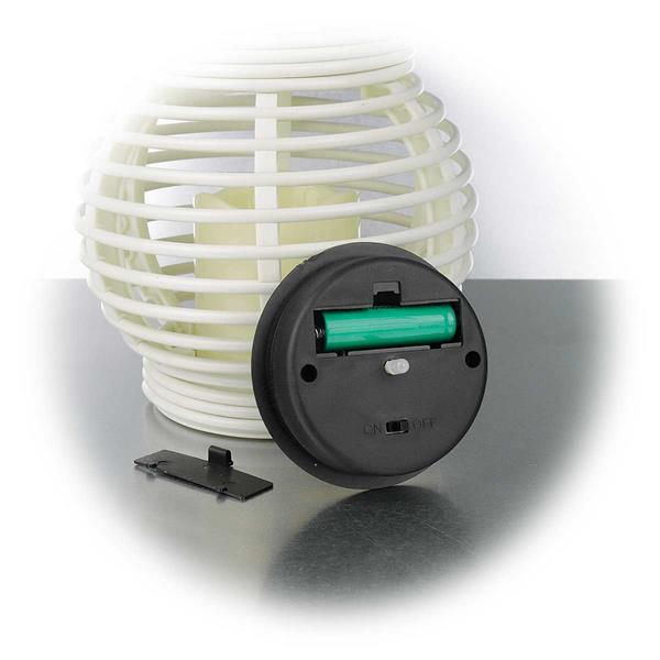 LED Laterne mit integireirten und austauschbaren Akku