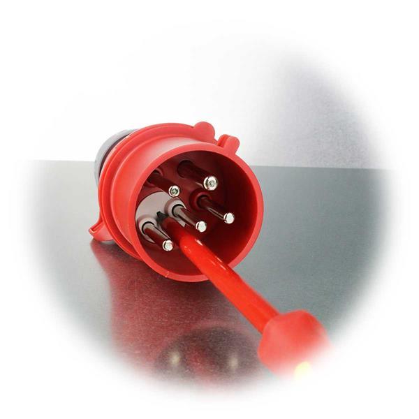 einfache Veränderung der Drehrichtung von Drehstrommotoren
