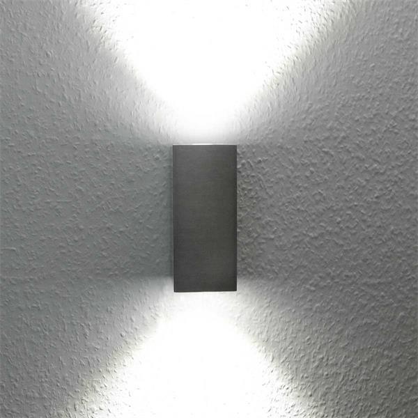 LED Leuchte mit hellem Lichtschein für tolle Lichtakzente