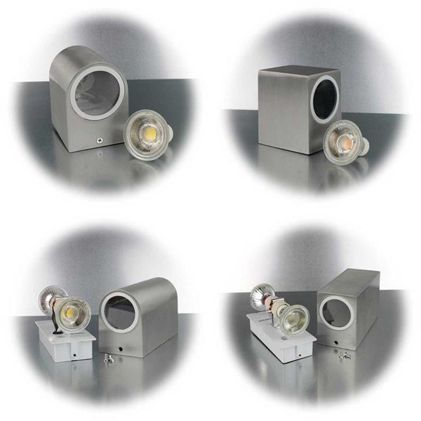 LED Outdoor Beleuchtung in unterschiedlichen Bauweisen