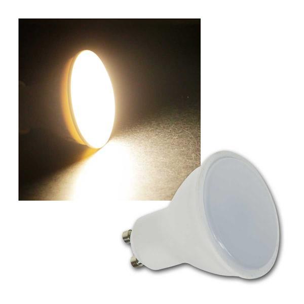 GU10 LED Strahler H50 COMODA 5W 400lm warmweiß