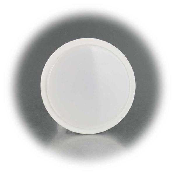 LED Energiesparspot mit mattierter Kunststoffabdeckung
