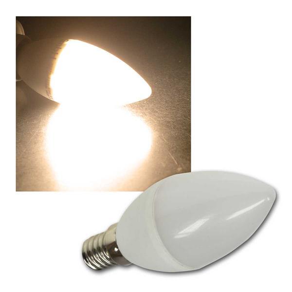 E14 LED Kerzenlampe K50 COMODA 5W 400lm warmweiß