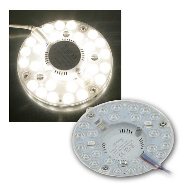 LED Umrüstmodul UM12nw für Leuchten Ø125mm