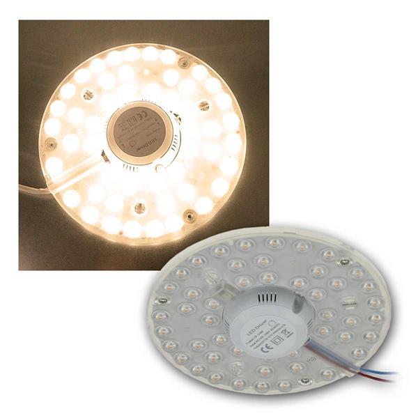 LED Umrüstmodul UM24ww für Leuchten Ø180mm