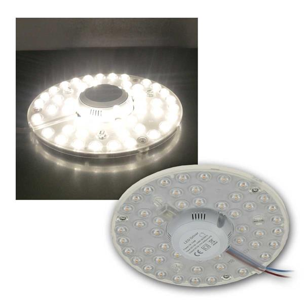 LED Umrüstmodul UM24nw für Leuchten Ø180mm
