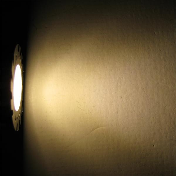 LED Leuchtmittel MR11 mit enorm breitstrahlender Leuchtkraft