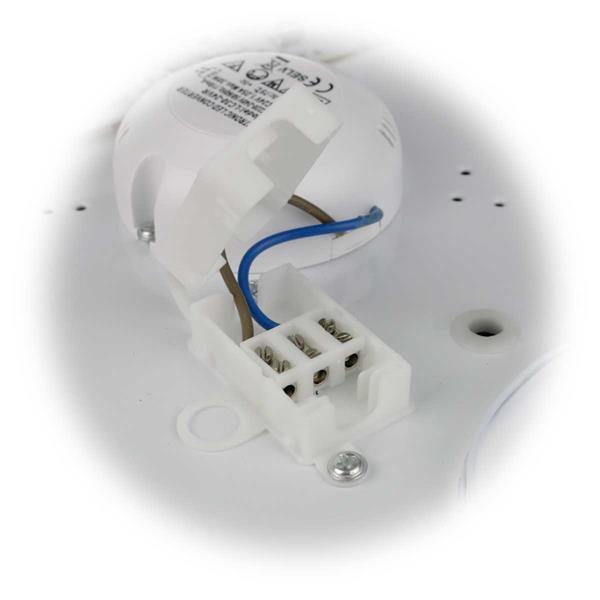 ED Deckenlampe für direkten Anschluss an 230V