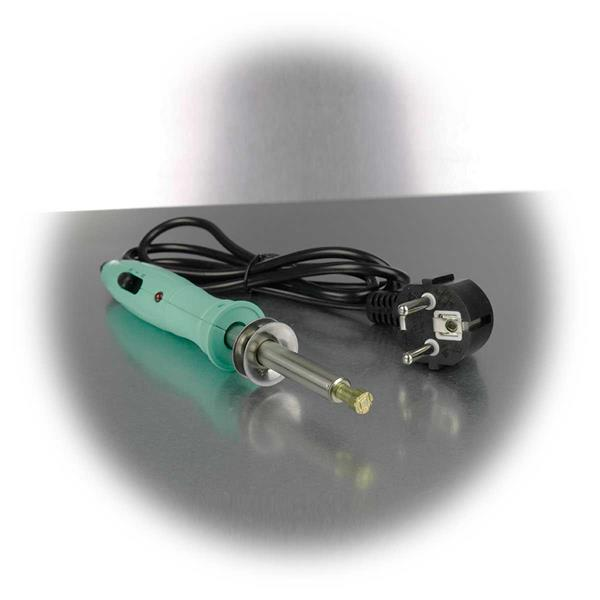 Malkolben für Verzierungen und Beschriftungen mit Netzteil für 230V