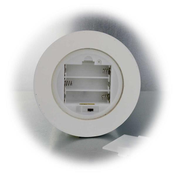 Batteriebetriebene LED Dekoleuchte für die Vorweihnachtszeit