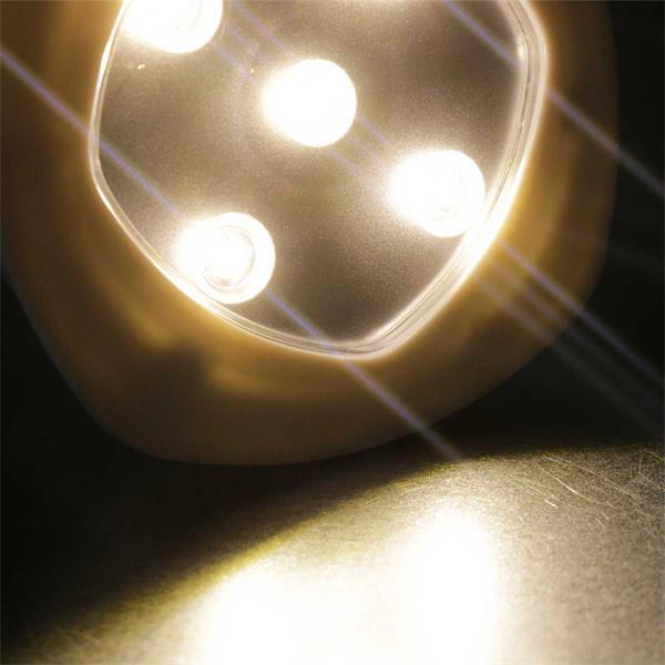 LED Batterieleuchten mit Fernbedienung und Touchfeld