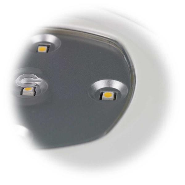 3er Set LED Downlights erweiterbar bis auf 20 Leuchten