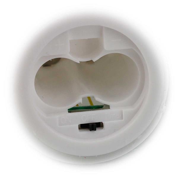 LED Echtwachskerze mit Timerfunktion für mehr Komfort