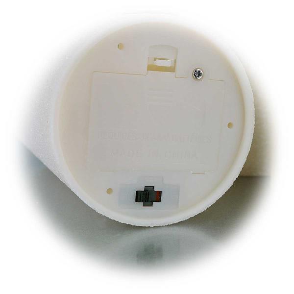 LED Innenkerzem mit Timerfunktion 6h an/18h aus