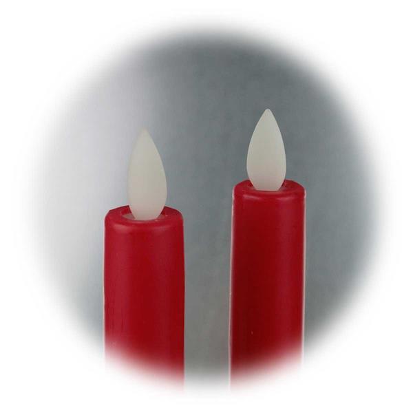 LED Tafelkerzen mit Echtwachs für Ihr Dekorationskonzept