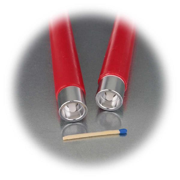 LED Leuchterkerzen mit Timerfunktion für mehr Komfort