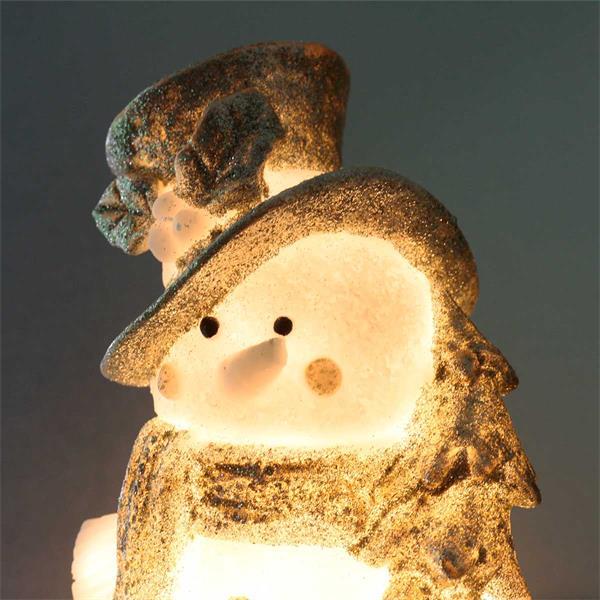 LED Leuchtfigur mit stimmungsvoller Atmosphäre für ein festliches Flair
