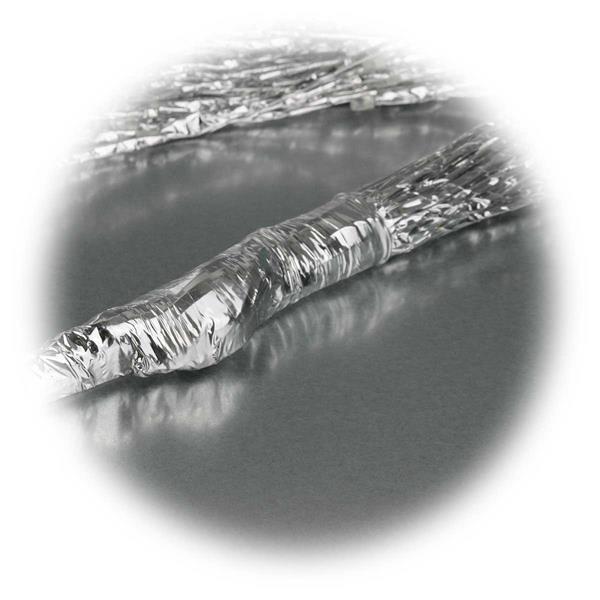 Lichterbündel Wasserfall für außen und innen geeignet in 3 Längen