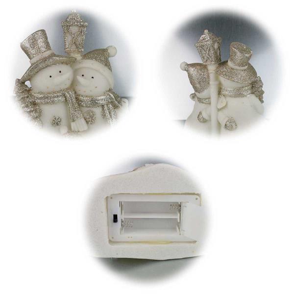 Batteriebetriebene LED-Dekofiguren in verschiedenen Motiven