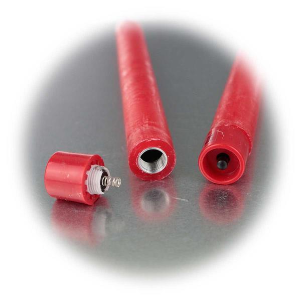 LED Dekokerzen batteriebetrieben mit 2x AAA Batterien