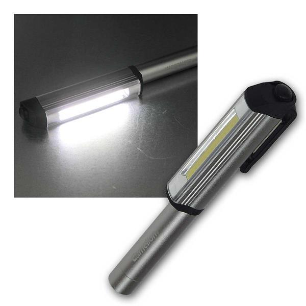 Stiftleuchte T11, 3W 200lm LED, Magnet Clip