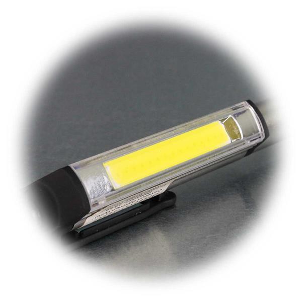 helle COB LED für perfekte Ausleuchtung des Arbeitsbereiches