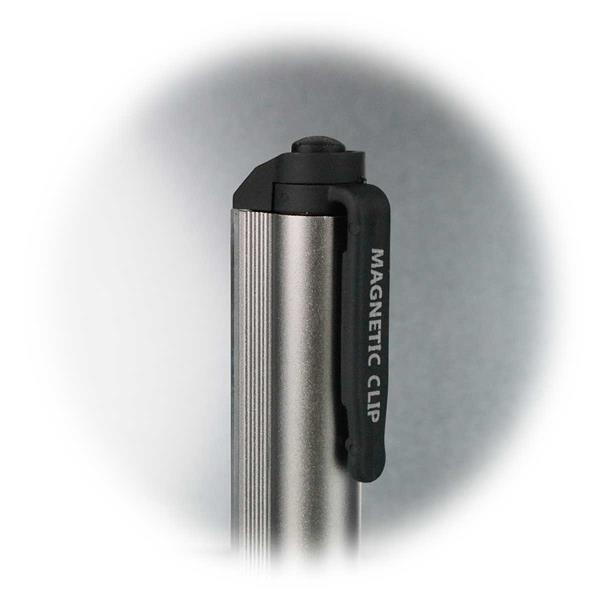 LED Werkstattleuchte mit drehbarem Magnetclip