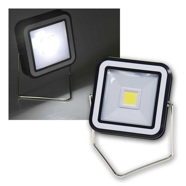 LED Arbeitsleuchte CAL COB Solar 200lm Strahler