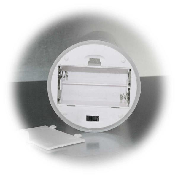 LED Außenkerze für 1x AA Batterien, nicht im Lieferumfang