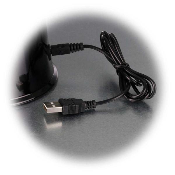 LED Dekorationslicht mit USB Anschluss