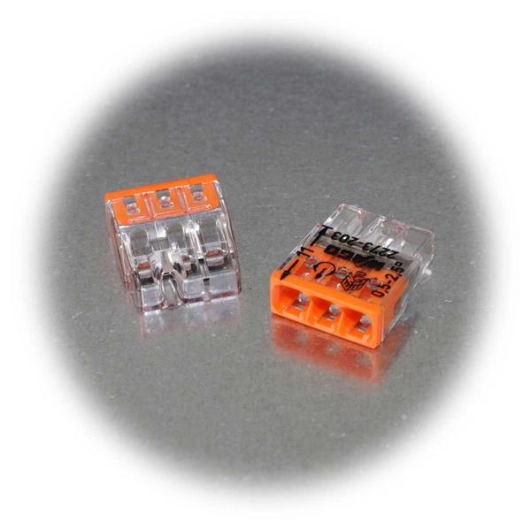 Qualitätsprodukt von Wago mit ENEC-Kennzeichnung