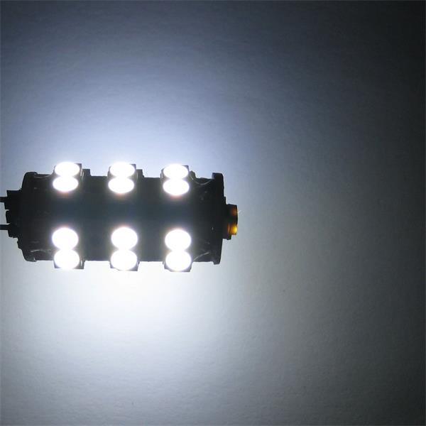 G4 Sockel LED Birnenform mit enormen 360° Abstrahlwinkel und 80lm Lichtstrom