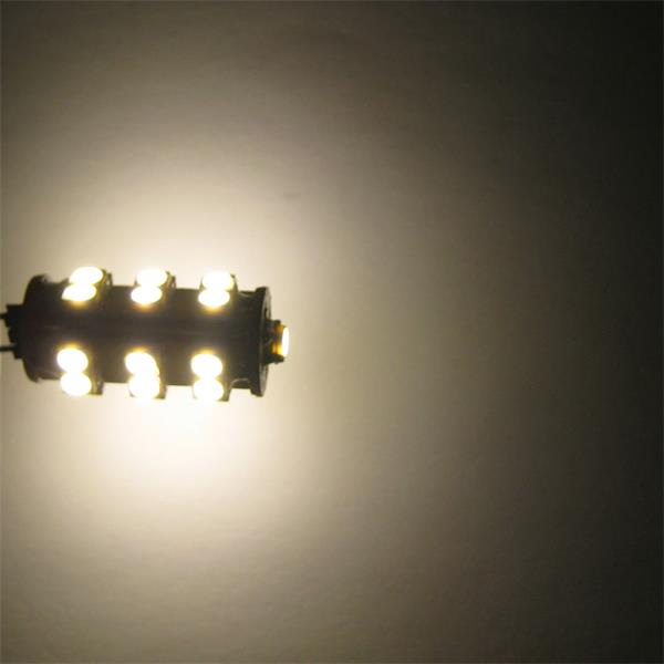 G4 Sockel LED Birnenform mit enormen 360° Abstrahlwinkel und 72lm Lichtstrom