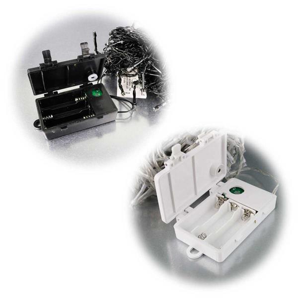 Lichterketten in verschiedenen Ausführungen mit Batteriebetrieb