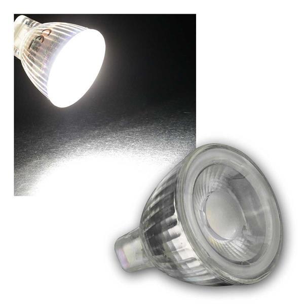 MR11 COB LED Leuchtmittel daylight 250lm 3W/12V