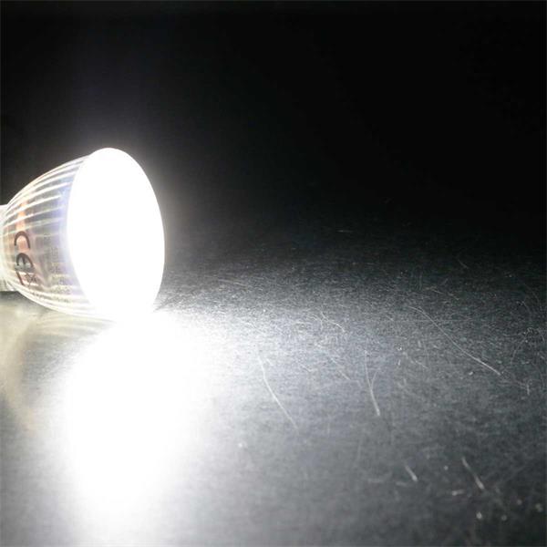 LED Leuchtmittel MR11 mit Kunststoffgehäuse, nicht dimmbar