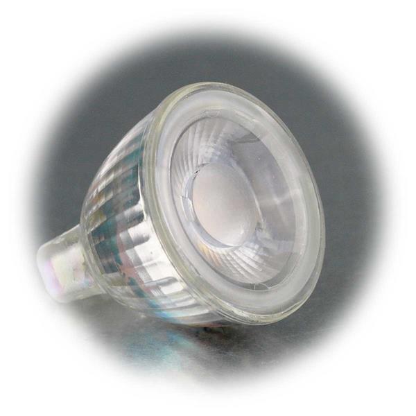 LED MR11 Energiesparleuchte COB mit dem Maß 35x42mm