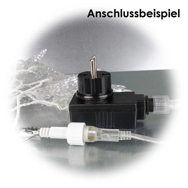 LED Lichterkette nur in Verbindung mit System Decor LED-Transformer