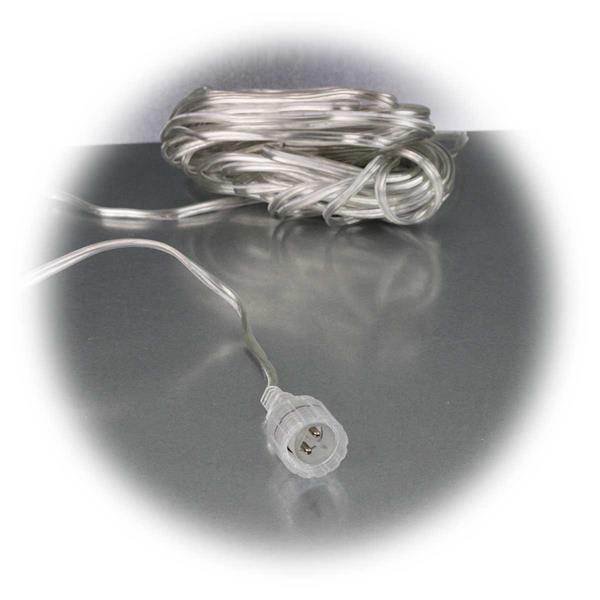 Verlängerungskabel für LED Lichterketten System Decor mit 24VDC