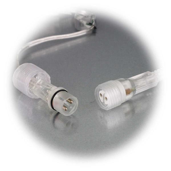 Y-Verteiler für LED Lichterketten System Decor mit 24VDC