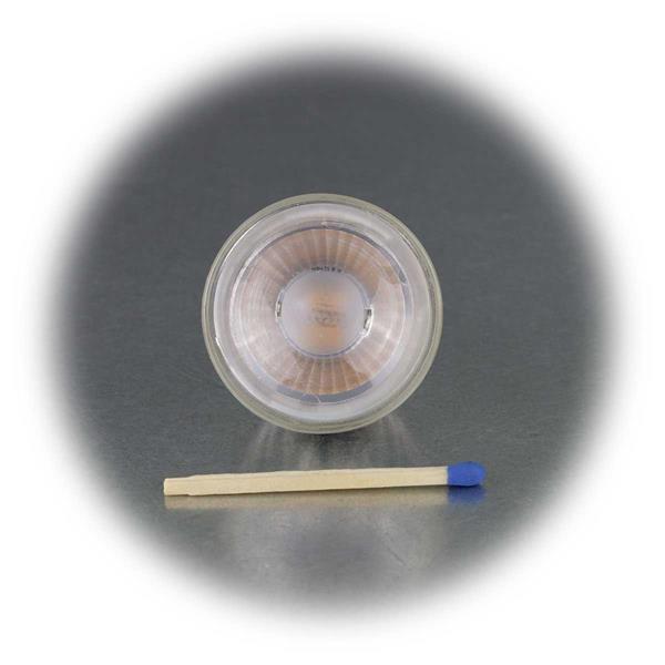 Leuchtmittel mit 3W-COB LED und MR11-Sockel